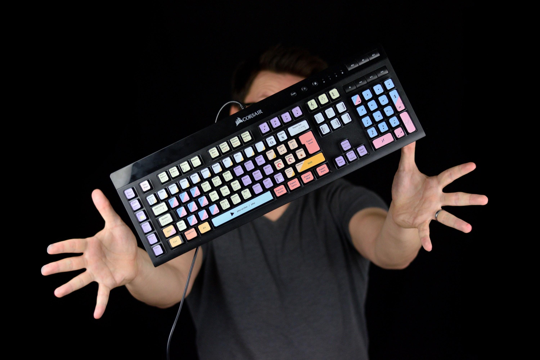 DIY Macro Keyboard - Jan Weigang Music